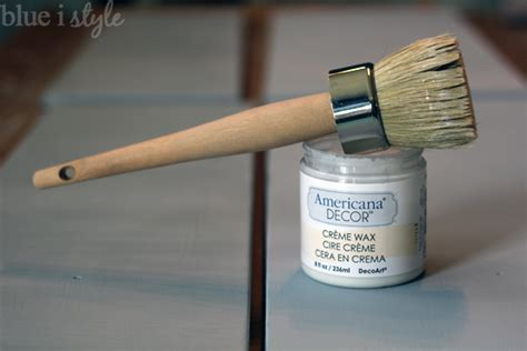 chalk paint wax home depot diy with style my time using chalk paint