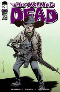 The walking dead 104 coming wednesday to comic shops and comixology