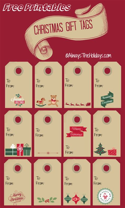printable christmas labels for presents christmas labels print out these christmas gift tags