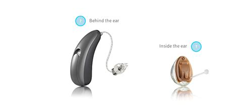 hearing aid types performance is what s inside