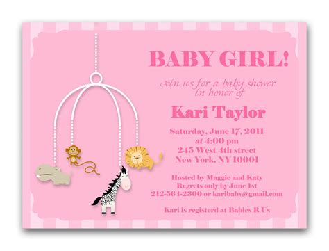 Baby Invitations by Baby Shower Invitation Baby Shower Invitation Templates