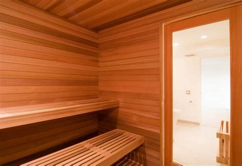 Bathroom Design Seattle by Modern Sauna Design By Build Llc