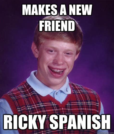 Ricky Meme - ricky spanish quotes quotesgram