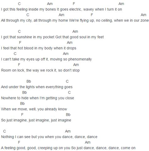 pattern up properly lyrics justin timberlake trolls can t stop the feeling chords