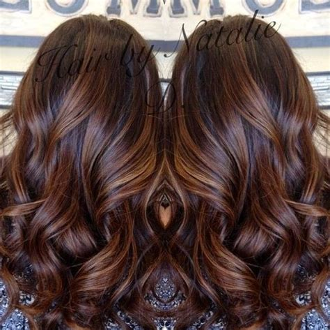 chestnut crush warm brunette base honey caramel highlights 90 balayage hair color ideas with blonde brown and