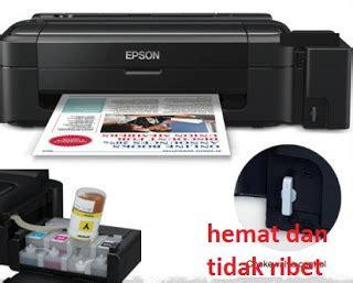 Printer Infus Pabrikan review kelebihan dan kelemahan printer infus epson l350 referensi tips dan trik komputer dan