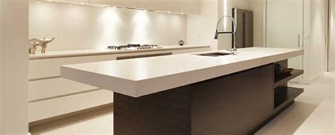 corian bench top kitchen design gelosa