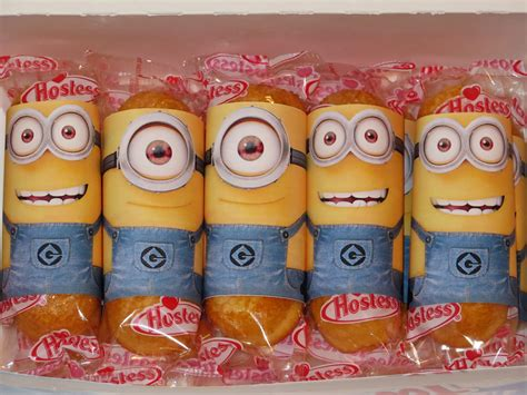 minion twinkie s ideas galore twinkie quot despicable me minion quot how to