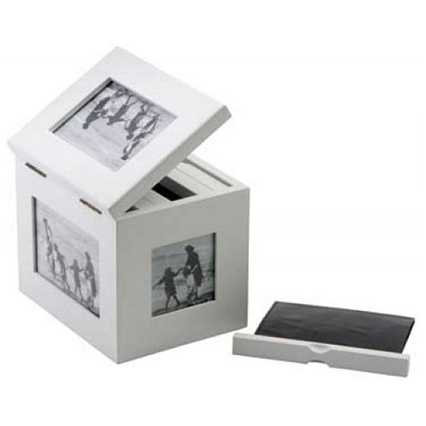 photo album box white my maison uk