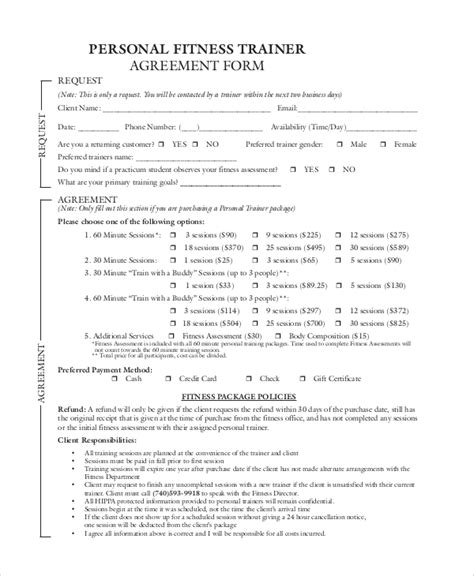 sle fitness assessment form 7 documents in pdf