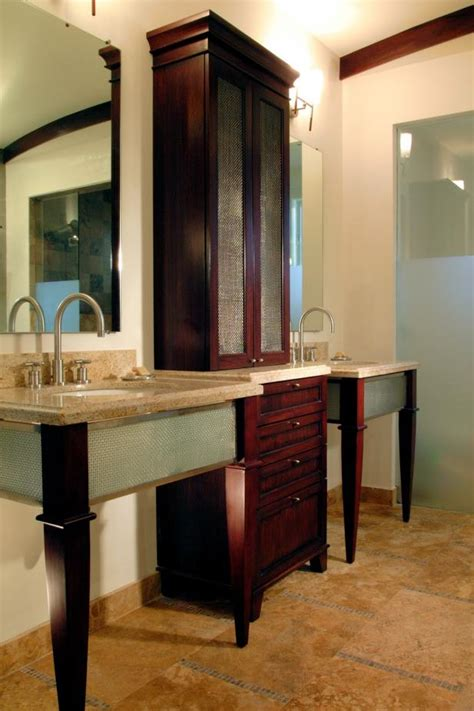 Bathroom Counter Storage Tower Photo Page Hgtv