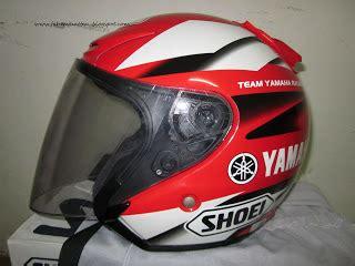 Senarai Helmet Shoei Dan Arai fahmy hattan shoei jforce 2 factory tyr team yamaha racing