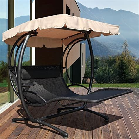swing seat bed jarder two seater luxury swing seat bed sun lounger