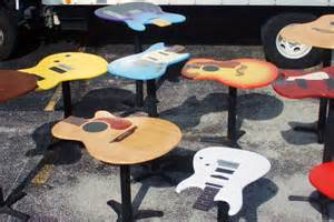 Rock And Roll Rentals Unique Table Rentals In Orlando Add A Rock N Roll Vibe