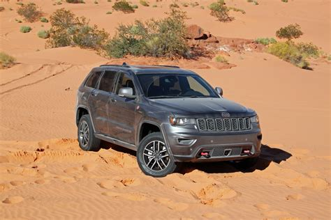 2019 Jeep Trail Hawk by 2019 Jeep Grand Trailhawk Review Autoguide