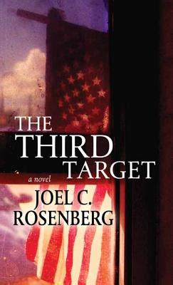 the third target book by joel c rosenberg   8 available