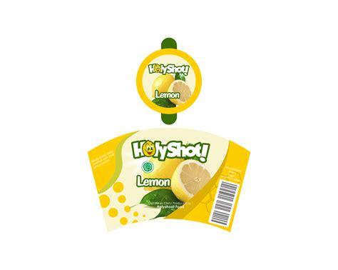 desain kemasan jus sribu desain label desain label untuk kemasan jus lemon