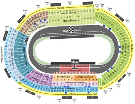 seating capacity motor speedway bristol motor speedway tickets in bristol tennessee