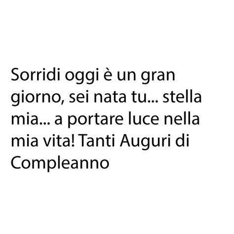 testo per auguri di compleanno frasi di buon compleanno per instagram