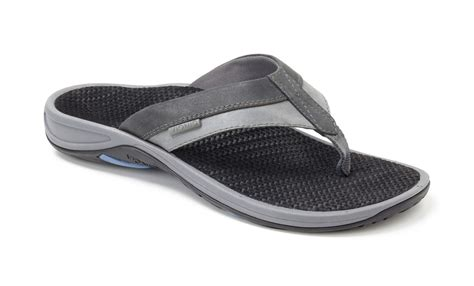 orthotic sandals mens vionic joel s orthotic sandals orthaheel ebay