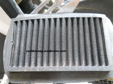 Filter Udara Kia Shuma 1 tips mencuci filter udara racing ala yudibatang yudibatang