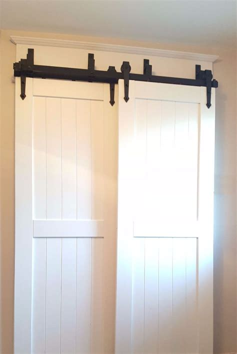 Barn Door Closet Sliding Doors by 25 Best Ideas About Sliding Closet Doors On
