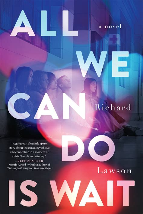 Lawson Gift Cards - all we can do is wait by richard lawson hardcover booksamillion com books