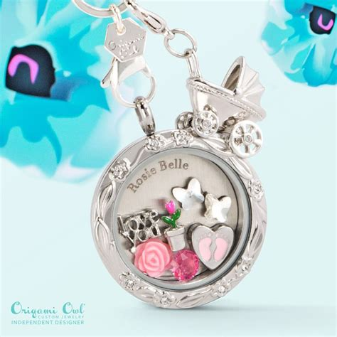 Origami Owl Baby - origami owl 2016 collection baby locket www