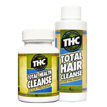 How To Detox Cells Of Thc by Thc Detox Bundle The Herb Company