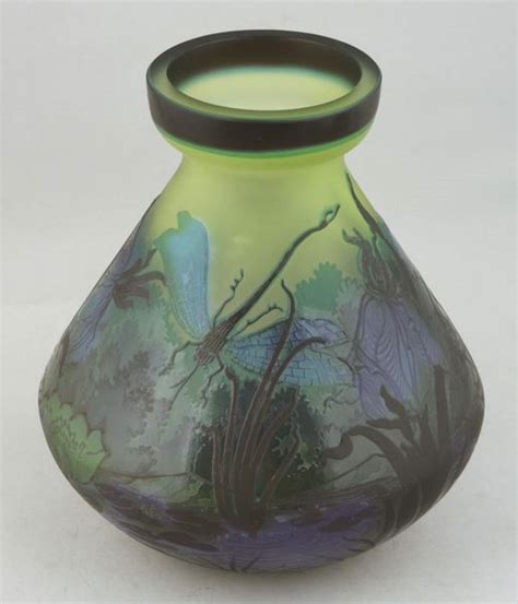 Reproduction Vases by More Information On How To Spot Reproduction Galle Vases