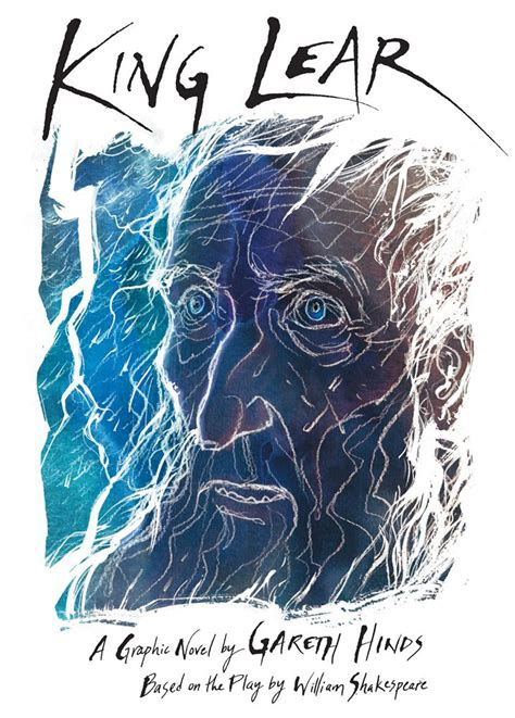 themes in the novel king lear king lear a graphic novel at garethhinds com