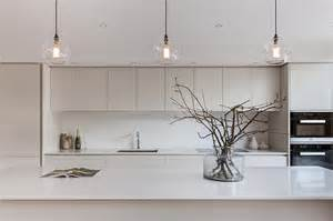 Glass Pendant Lights For Kitchen Island by Designer Lighting Modern Glass Globe Pendant Lights