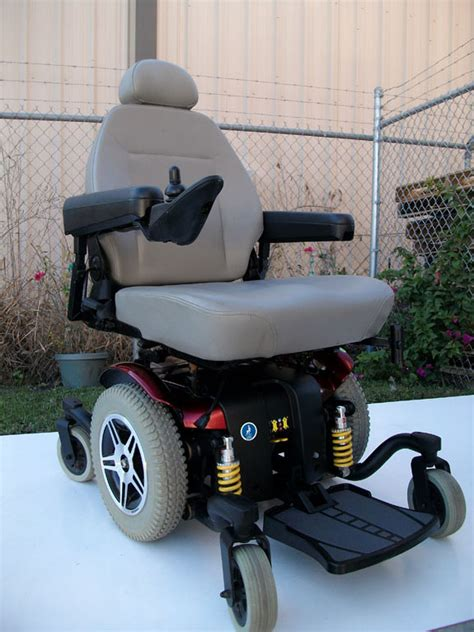Quantum Power Chairs Quantum 614 Hd Power Chair Used Electric Wheelchairs