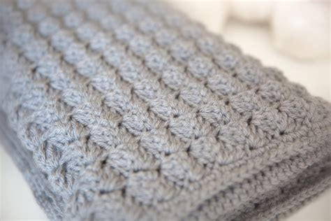 Free Crochet Patterns For Babies Blankets by Cozy And Free Baby Blanket Crochet Pattern Leelee Knits