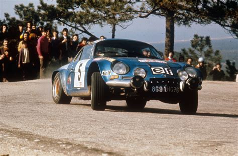 renault rally 1962 renault alpine a110 picture 92987