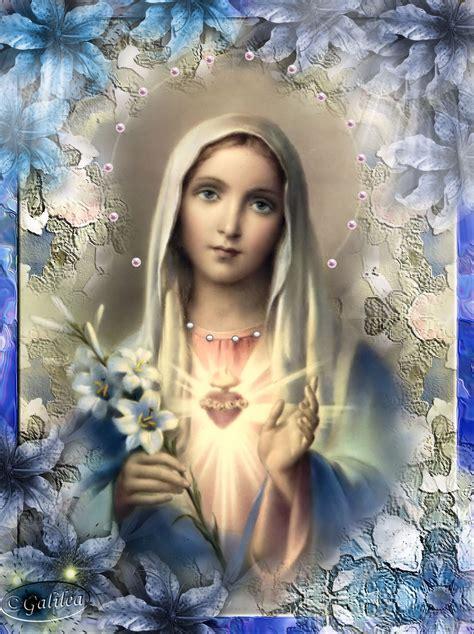 imagenes de la virgen maria tiernas santa mar 237 a madre de dios y madre nuestra im 225 genes