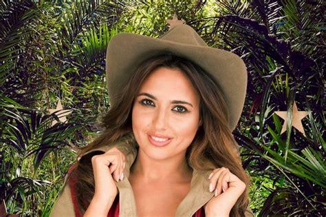 celebrity jungle line up 2014 i m a celebrity 2014 line up nadia forde q a mirror online
