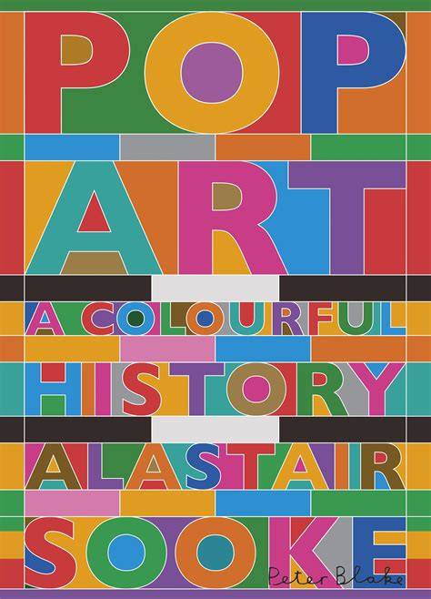 pop art a colourful 0241973058 pop art a colourful history alastair sooke knihy abz cz