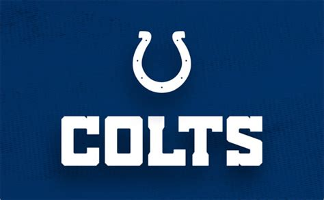 indianapolis colts reveal  logos   nfl season