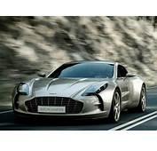 Aston Martin One 77  World Of Cars