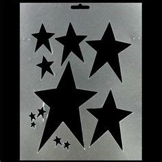 country primitive stencil 9 quot prim star scrapbook signs star shape templates and patterns studio shop studio