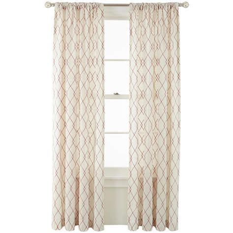 martha stewart curtain martha stewart marthawindow diamond revel rod pocket back
