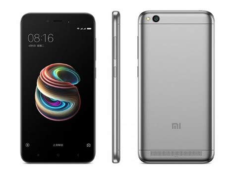 redmi 5a redmi 5a price specifications features comparison