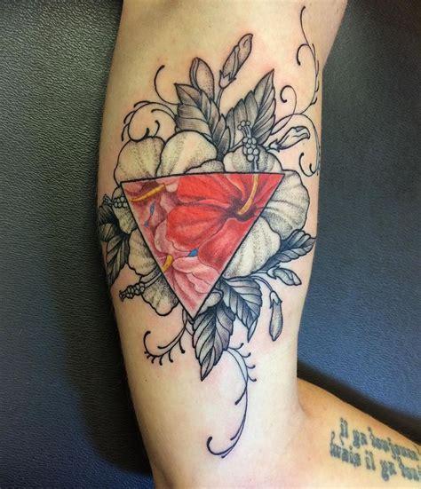 tattoo inspiration arn best 25 tropical flower tattoos ideas on pinterest