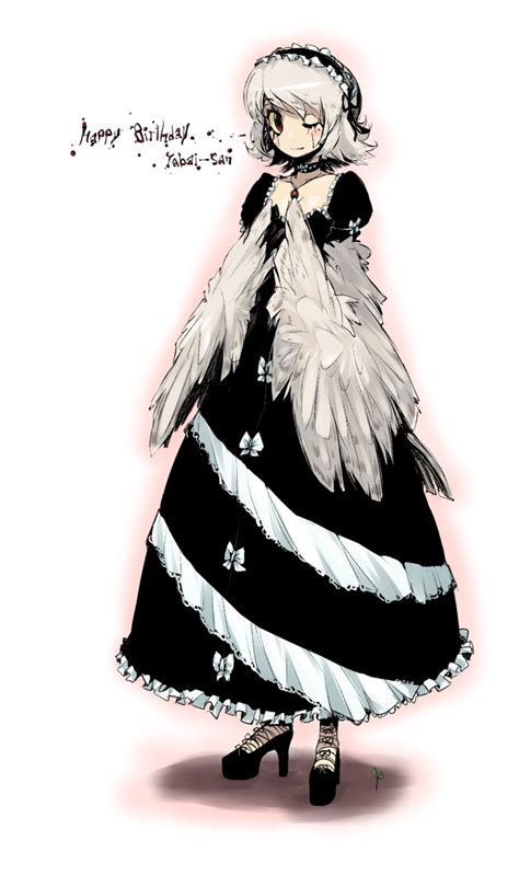 futaba imageboard lolitas the big imageboard tbib 1girl blood dress futaba