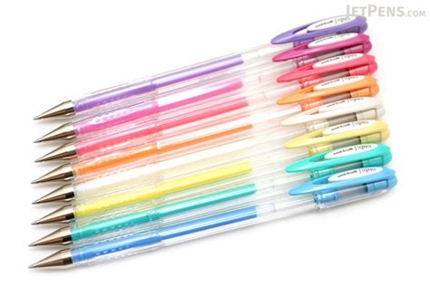 Uni Signo Angelic Color Um 120ac Gel Pen 07 Mm White Ink uni signo angelic color um 120ac gel pen 0 7 mm