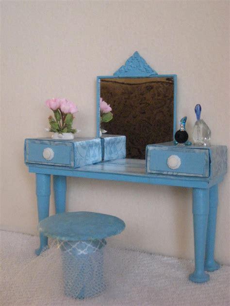 Handmade Doll Furniture - handmade doll furniture vanity set perfume