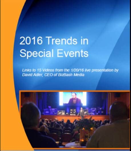 event design trends 2016 event management resources event resources