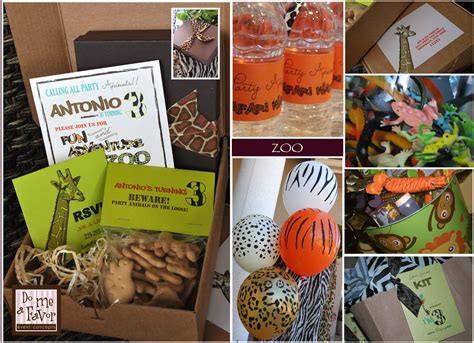 zoo themed birthday party games domeafavoreventconcepts just another wordpress com site