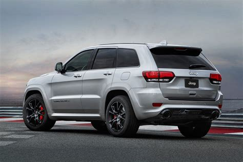 jeep grand cherokee 2017 2017 jeep grand cherokee srt pricing for sale edmunds